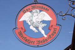 Meckatzer-Bräu-Engel